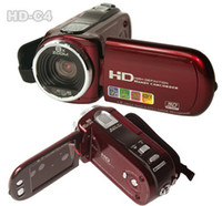 Wholesale 12 million HD Digital Video camera quot inch LCD Screen Camcorders