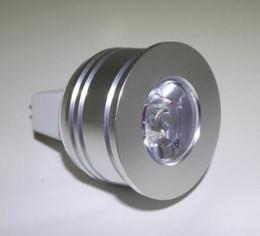 Led Lamp MR11 \ MR16 12V 3W LED Light Source LED energy-saving lamps 20PCS