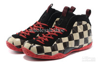 Wholesale Mens Cheap Best Basketball Shoes Air Foamposite Camo Athletic Shoes Factory Price Size