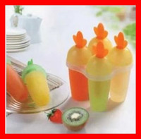 Wholesale Ice cream ice cream Popsicle moldThe ice radish Popsicle molded ice boxes