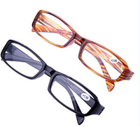 Wholesale CHEAPEST Reading spectacles CLASSIC SIMPLE reading glasses readers UNISEX BLACK BROWN