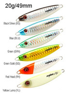 Wholesale Surecatch Saltwater Lure Hardbaits Fishing Jig Bait Flasher Jigs g mm