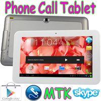 9 Pouces GSM 2G EDGE Appel Téléphonique de PC de Comprimé d'Écran Tactile Capacitif Android 4.0 WIFI Bluetooth Caméra Double emplacement pour Carte SIM Phablet