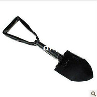 Wholesale Small Folding Shovel Camping Garden Shovel Spade F375