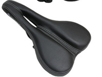 Wholesale 10pcs Leather Soft Sponge Bike Bicycle Saddle seat Cover Free EMS L107