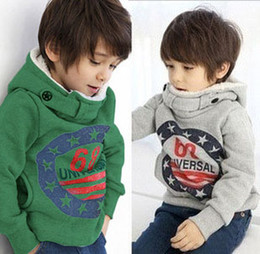 Wholesale 2013 Autumn winter Kids Clothing Children Clothes Kids Hoodies Children Hoodies Boy Hoody Girl Hoody Coat