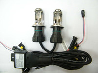 al por mayor bi xenon h4 55w-55W AC H4 (h13 9003 9004 9007) lámpara de alta y baja luz automática BI-XENON H4 Hi / Lo bombillas XENON HID bombillas AC ocultadas bombillas de xenón sin balastos