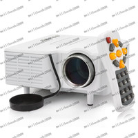 mini led video projector - MHJA423 Cheapest Protable Pocket Mini Game Digital LED VGA Video Projector support