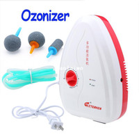 Wholesale A Multifunction Food Ozone Generator Water Air Ozonizer Sterilizer Freeshipping