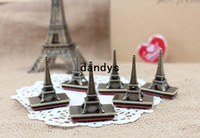 Wholesale New vintage style quality paris tower quality metal stamp gift stamp designs