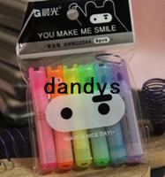 Wholesale Ninja Rabbit fluorescent pen highlighter pen mark pen Promotion Gift Fashion Style