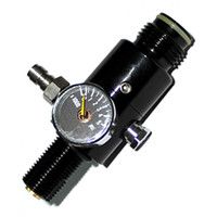 Wholesale 4500PSI Air Tank Regulator Output Pressure lt PSI gt Blk paintball New