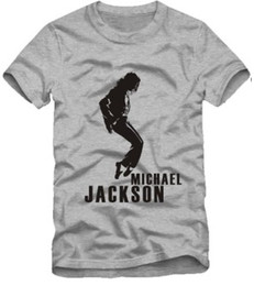 Free shipping Retail Tee hot sale kids t shirt dance t shirt fashion Michael Jackson dance printed mj t shirt for children 100% cotton