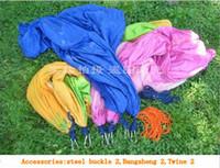 Wholesale High Quality hammock mosquito net X130cm hammock tourism camping hunting Leisure Fabric nylon p