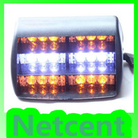 Wholesale New LED X V Car LED Strobe Light Beacon Raptor Emergency Flash Lamp