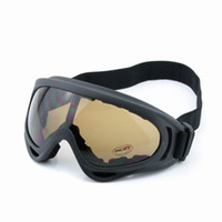 Wholesale Ski Skiing Snowboarding Sports Goggles UV400 Sunglasses man Sport Glasses With Tracking Number