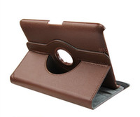 amazon - Amazon Kindle Fire quot inch Degree Rotating Stand PU Leather Case Cover For Tablet PC