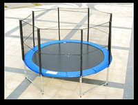 Wholesale 12ft BIG BOUNCE inches m Trampolines bed house trampoline exercise trampoline