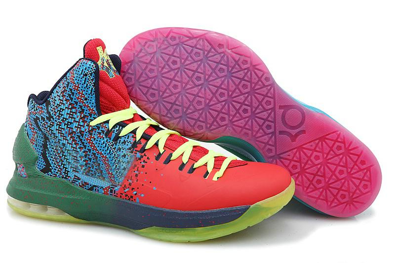 Wholesale New Arrivals Air Kd V Basketball Shoes On Discount Sale ...