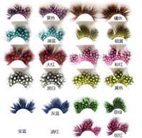 Wholesale New Arrival Fashion High Quality Feather Handmade Eyelashes FALSE Eyelash Party EYELASH EYE LASH