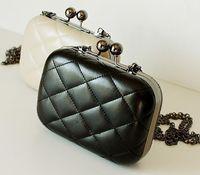 Wholesale New fashion ladies classical all match plaid brand designer hand bag shoulder bag Evening Bags