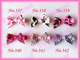 free shipping 70ps 2'' fashion mini top flower hair clips mix color girl baby hair bows