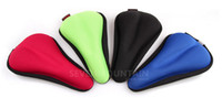 Wholesale Sample Order Outdoor Colors Road Bicycle Bike Cycling Saddle Seat L124