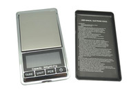Wholesale 500g x g Mini Digital Scale Jewelry Lab Weight Balance with LCD Display