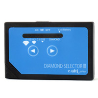 Wholesale Diamond Gems Gemstone Tester Selector III Tool Easy To Use And Carry With Box