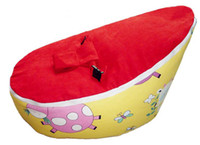 Wholesale new design baby beanbag baby bean bag seat