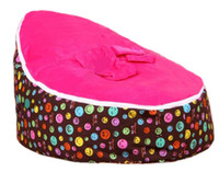 Wholesale new designs baby beanbag seat baby bean bag chair