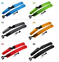 Wholesale Cycling Bicycle Bike Front Rear Mud Guards Mudguard Set high quality L66