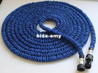 Wholesale 2013 Hot Pocket hose expandable flexible hose USA Stantard FT Garden hose with water gun