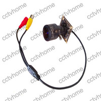 Wholesale 2 mm Manual Sony Effio CCD ZOOM Camera TVL CCTV PCB FPV camera module