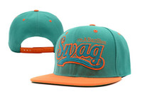 Wholesale Swag Snapback Light Green Gang ALLSTARS Snapbacks Baseball Fitted Caps Winter Beanies Mix Order mens womens youth hats