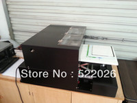 Wholesale A3 Size Color T Shirt Printer High Performance Flatbed Printer