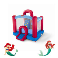 Wholesale Inflatable Mini Princess Bouncer Castle Bouncy