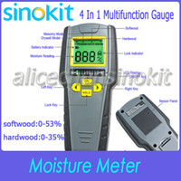 Wholesale Moisture meter Drywall Masonry Softwood and Hardwood In Multifunction Ga