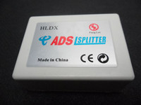 Wholesale 10pcs Telephone RJ11 Line ADSL Modem Micro Filter Splitter