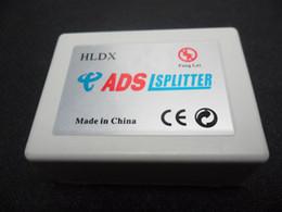 Wholesale 10pcs Telephone RJ11 Line ADSL Modem Micro Filter Splitter