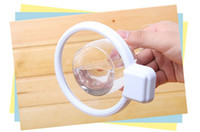plastic bowl wholesale - Vacuum Seal Bowl Cover Universal Bowl Lid Fresh Membrane Cover Elasticity Plastic Wrap Cover