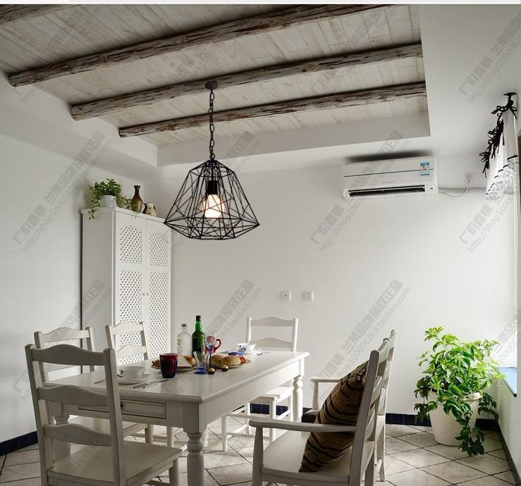 Special Simple Modern Iron Chandelier Art Restaurant Lamp Bedroom ...