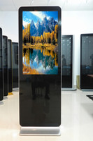 Wholesale inch free standing kiosk digital signage solution TFT LCD screen quot mall kiosk displayer