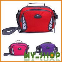 Wholesale Sports and leisure package One shoulder Oblique cross package outdoor Waist Bags