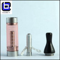 kanger tech - Top quality T2 tanks atomizer clearomizer with coils long wick head replacement coil vs kanger tech t3s evod pro protank mini
