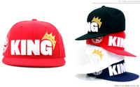 Man Cotton Ball Cap Wholesale king sports caps snakeskin king mesh snapback Hats purple sports teams caps baseball hats 59 fifty fitted 950 adjustable caps