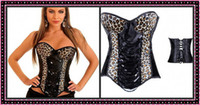Wholesale 2013 In Stock Sexy Bridal Wedding Lingerie Nightie Cheap Print Party Corset with Sequin Accents S M L XL XXL