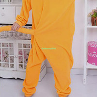 Anime Costumes Animal Christmas EQ9595 Unisex Kigurumi Cosplay Adult Animal Costume Lion King Pyjamas Pajamas Onesie L