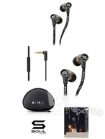 Newest In- Ear Earphone Headset Headphone Soul By Ludacris So...