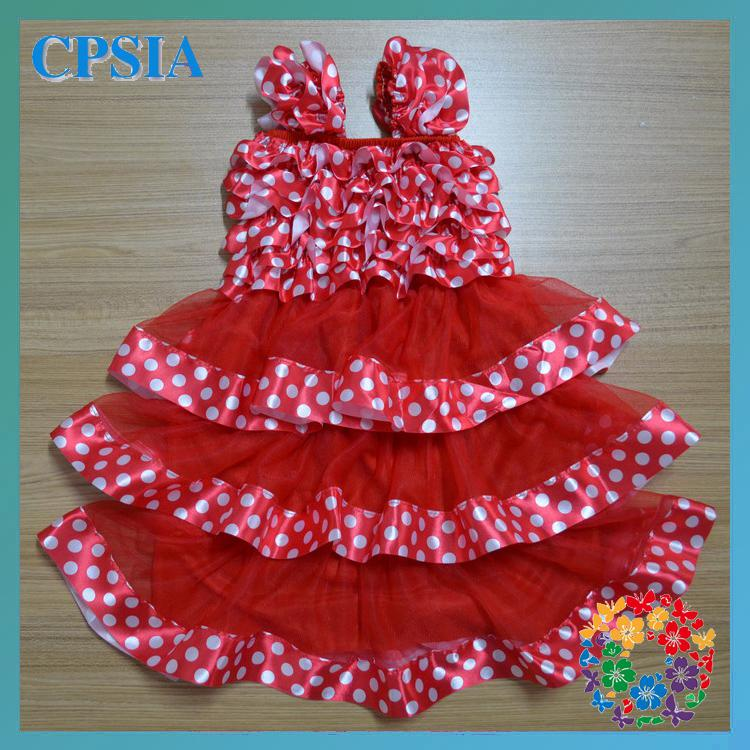 Fashion 2017 frock - 2017 03 Lovely Baby Frock Design Dress Fashion Red White